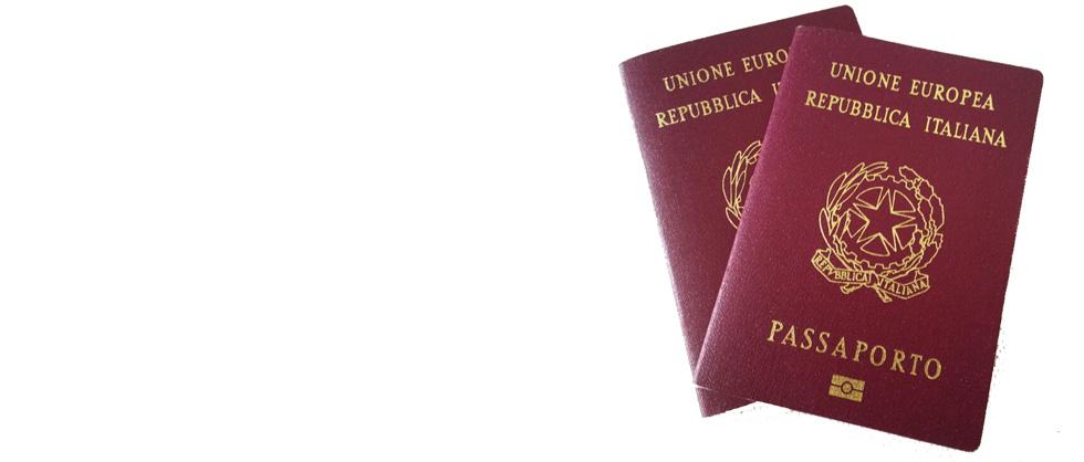 Obtenha o passaporte italiano em semanas na Itália.